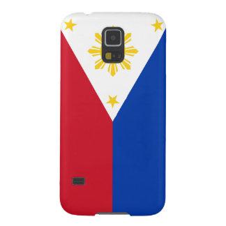 Bandera de Filipinas Fundas Para Galaxy S5