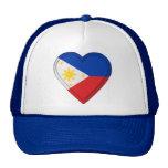 Bandera de Filipinas Gorras De Camionero
