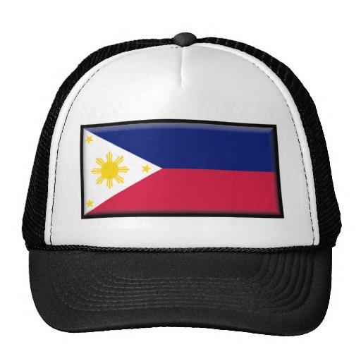 Bandera de Filipinas Gorro