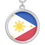 Bandera de Filipinas Grímpola