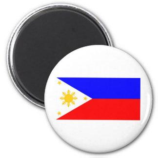 Bandera de Filipinas Imán De Frigorífico