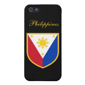 Bandera de Filipinas iPhone 5 Funda