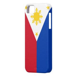 Bandera de Filipinas iPhone 5 Fundas