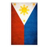 Bandera de Filipinas Papeleria Personalizada