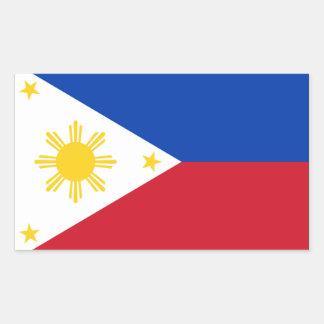 Bandera de Filipinas Rectangular Altavoces