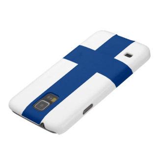 Bandera de Finlandia Carcasa Galaxy S5