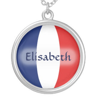 Bandera de Francia + Collar conocido