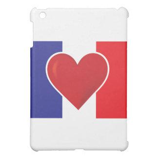Bandera de Francia del corazón