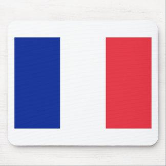 Bandera de Francia; drapeau Alfombrillas De Raton