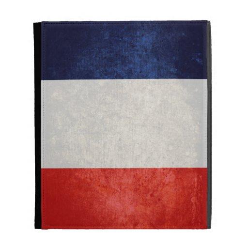 Bandera de Francia; Francés;