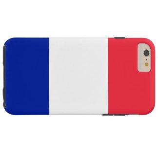 Bandera de Francia Funda Para iPhone 6 Plus Tough