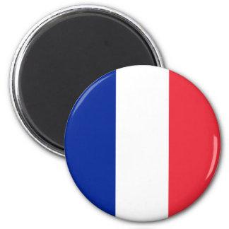 Bandera de Francia Iman De Frigorífico