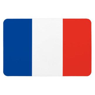 Bandera de Francia Imán De Vinilo