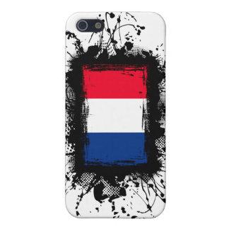 Bandera de Francia iPhone 5 Funda