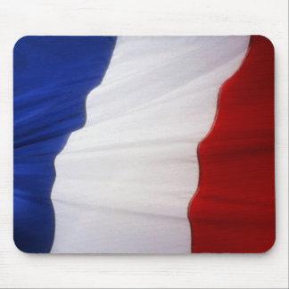 Bandera de Francia Mouse Pad