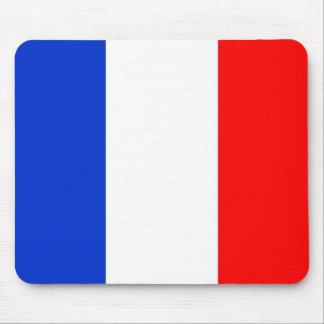 Bandera de Francia Mousepad Alfombrillas De Raton