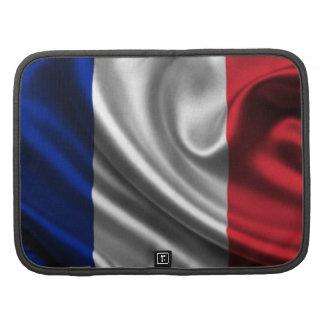 Bandera de Francia Organizadores
