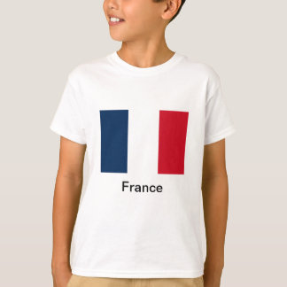 Bandera de Francia Playera