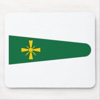 Bandera de Francia Tapetes De Raton