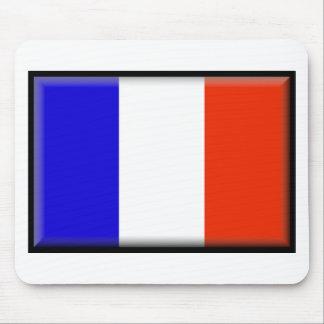 Bandera de Francia Alfombrilla De Raton