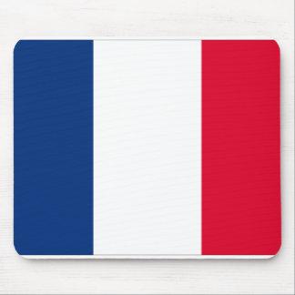 Bandera de Francia Tapete De Ratón