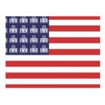 Bandera de Fred Tarjetas Postales
