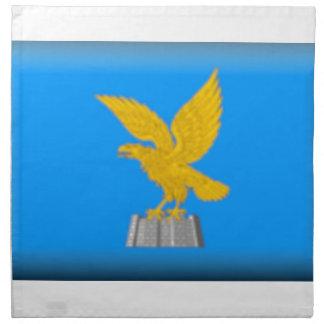 Bandera de Friuli Venezia Julia Italia Servilletas De Papel