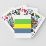Bandera de Gabón Baraja Cartas De Poker
