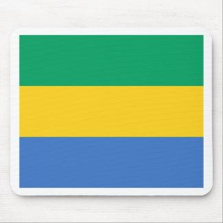 Bandera de Gabón Mousepads