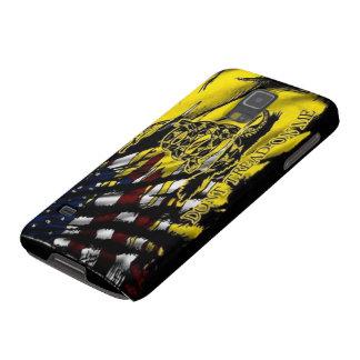 Bandera de Gadsden - libertad o muerte Fundas Para Galaxy S5