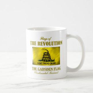 Bandera de Gadsden Taza Clásica