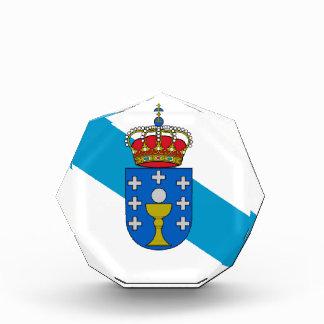 Bandera de Galicia España