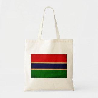 Bandera de Gambia Bolsas