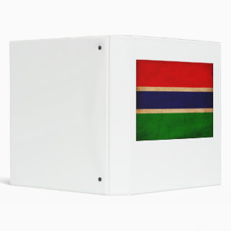 """Bandera de Gambia Carpeta 1"""""""