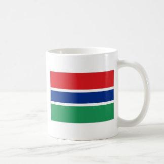 Bandera de Gambia Taza De Café