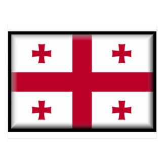 Bandera de Georgia Postal