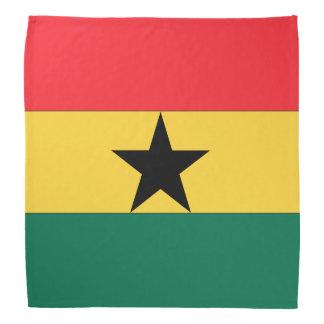 Bandera de Ghana Bandana