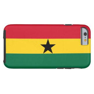 Bandera de Ghana Funda De iPhone 6 Tough