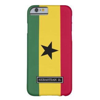 Bandera de Ghana Funda Para iPhone 6 Barely There