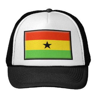 Bandera de Ghana Gorras De Camionero
