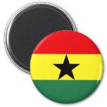 Bandera de Ghana Iman De Nevera