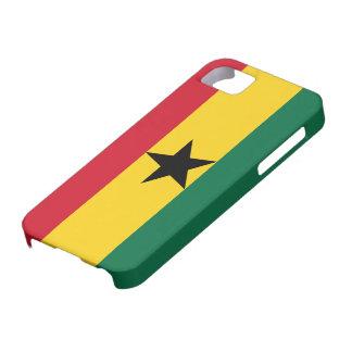 Bandera de Ghana iPhone 5 Carcasa