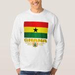 Bandera de Ghana Polera