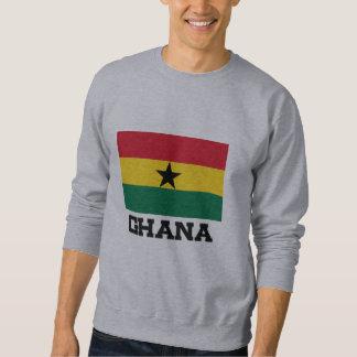 Bandera de Ghana Sudadera