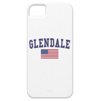 Bandera de Glendale AZ los E.E.U.U. iPhone 5 Funda