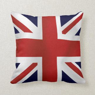 Bandera de Gran Bretaña Almohada