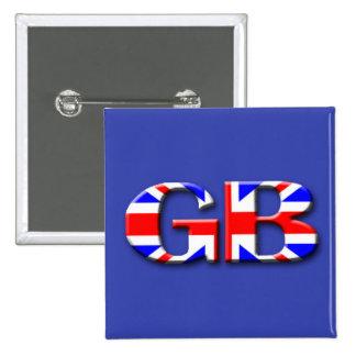 Bandera de Gran Bretaña Pins