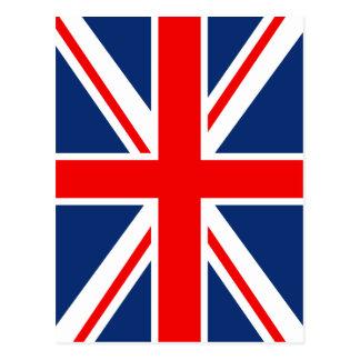 Bandera de Gran Bretaña Postal