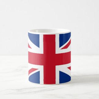Bandera de Gran Bretaña Tazas