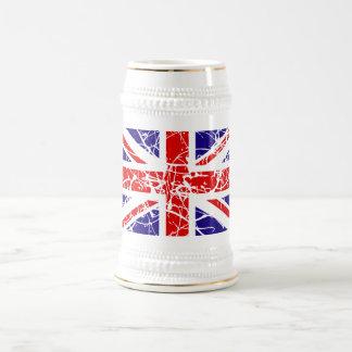 Bandera de Gran Bretaña Taza De Café
